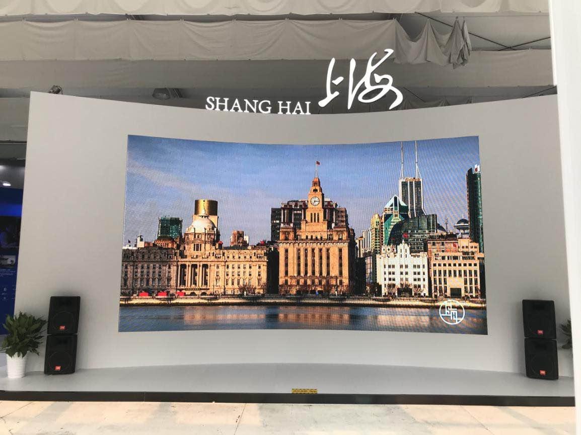 """一个生动、有温度、亮点纷呈的上海服贸展区背后:这些上海企业开启一遍又一遍""""头脑风暴"""""""